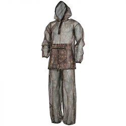 Két részes természetfotós rereptarka szúnyogháló ruha.