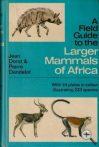 Afrika emlősei (határozó könyv)