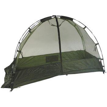 Szúnyogháló sátor.